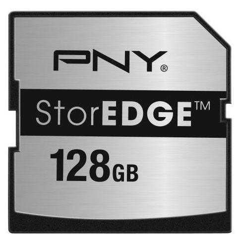 Scheda di Memoria SDXC per MacBook Capacità 128 GB Velocità 95 MB / s