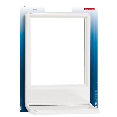 ELIPLAST Specchio a Mensola Dimensioni 43x29 cm