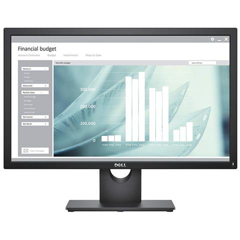 Image of Monitor 23'' LED IPS E Series E2318HN 1920 x 1080 Full HD Tempo di Risposta 8 ms