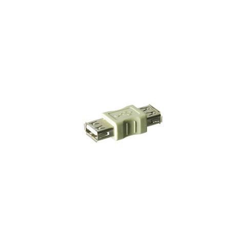 WENTRONIC USB ADAP A-F / A-F A A Grigio cavo di interfaccia e adattatore