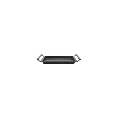 PINTI INOX Piastra Linea Efficient Antiadrente 35 cm
