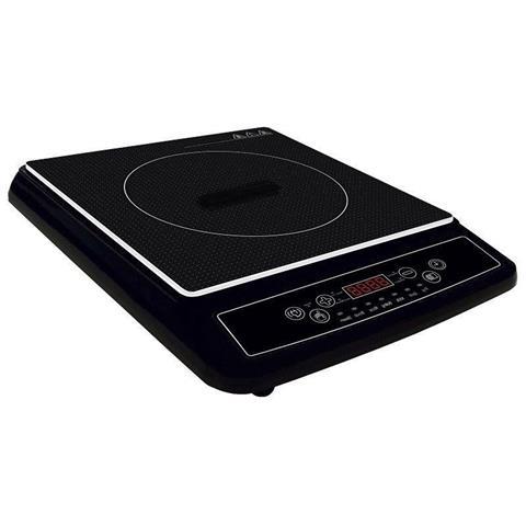Piastra Ad Induzione 2000w Da 80 A 270 C° Piano Cottura Fornello Elettrico