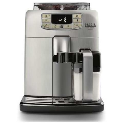 Macchina Caffè Espresso RI8263/01 Automatica 15 Bar Colore Nero / Argento