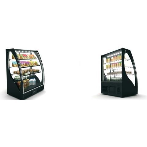 Vetrina Refrigerata Frigorifero Banco Frigo Frigor Cm 101x62x124 +4 +8 Rs8064