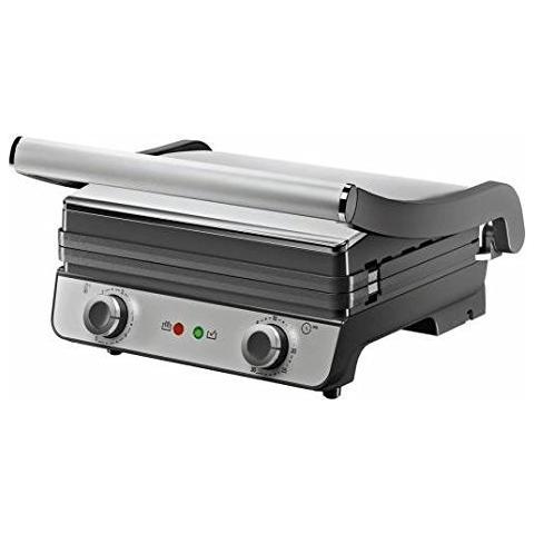 CG200AX0 Bistecchiera Grill da Contatto Potenza 2000 Watt