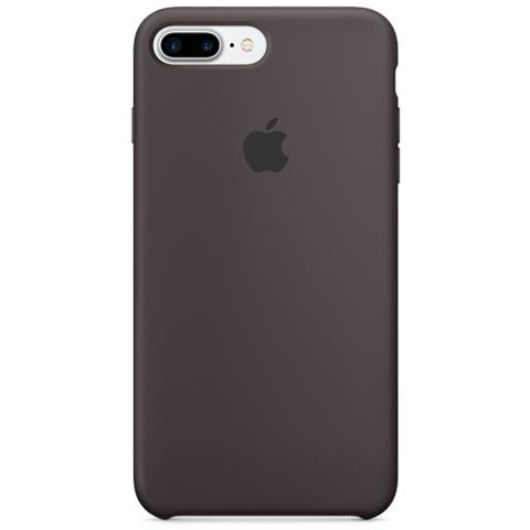 APPLE Cover in Silicone per iPhone 7 Plus - Cacao
