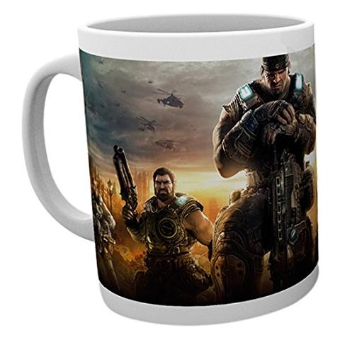 Tazza Gears Of War 4 Mug Key Art 2