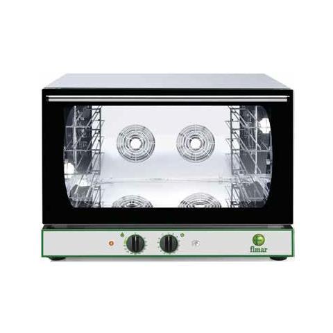 Forno Convezione Elettrico Pasticceria 4 Teglie 60x40 Rs8592