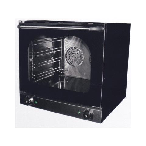 Forno Convezione Professionale Elettrico 4 Teglie Cm 31x44 Rs0905
