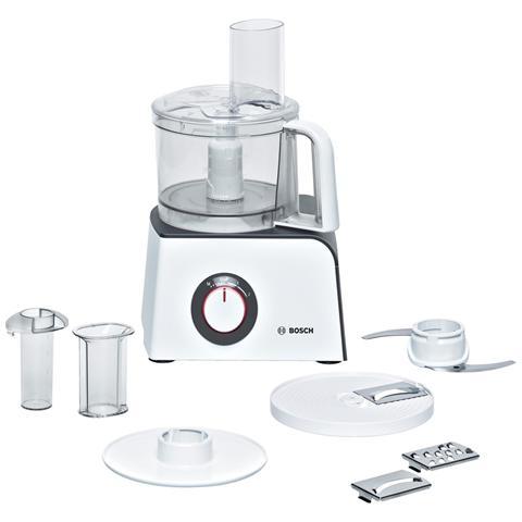 MCM4000 Robot da Cucina Capacità 2,29 Litri Potenza 700 Watt Colore Bianco / Antracite
