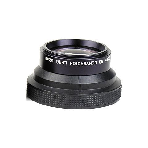HD-6600PRO52, 5,2 cm, Nero, 178g, 0,66x