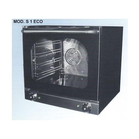 Forno Convezione Professionale Elettrico 4 Teglie Cm 31x44 Rs0902