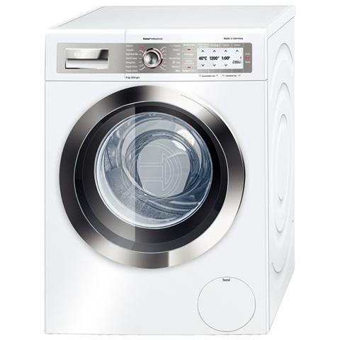 BOSCH Lavatrice Standard WAY24749II Home Professional EcoSilence Drive 9 Kg Classe A+++ Centrifuga 1200 giri