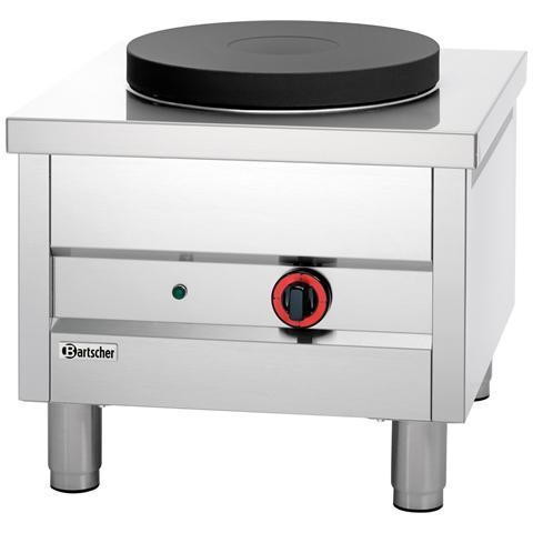 105325 Piano Cottura elettrico 1 piano 400 mm