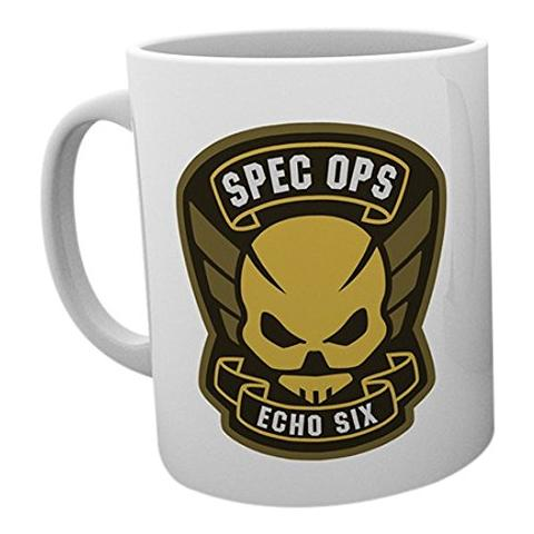 Tazza Resident Evil Mug Echo Six