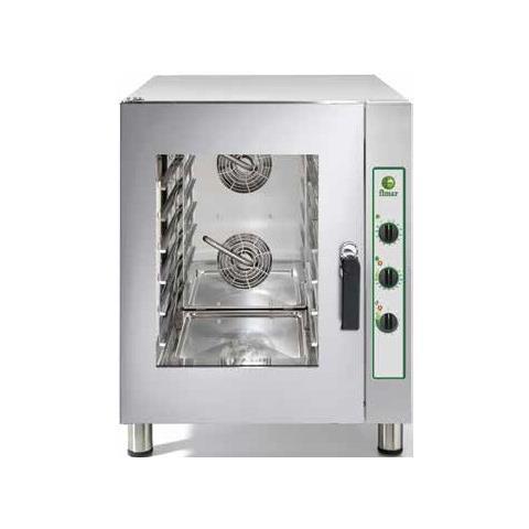 Forno Convezione Elettrico Pasticceria 6 Teglie 60x40 Rs8580
