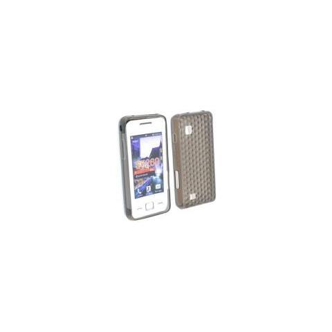 Samsung Custodia Samsung S5260 Star 2 Gel Tpu Black