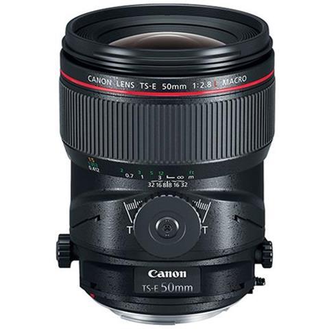 Obiettivo Canon Ts-e 50mm F / 2.8l Macro