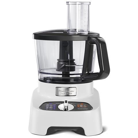 Robot da Cucina Multifunzione FP822110 Potenza 1000 W Colore Bianco / Grigio