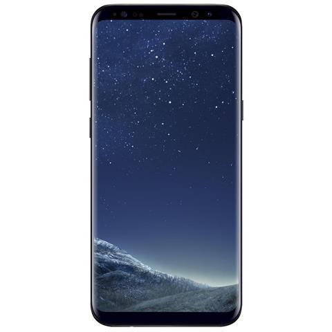 Image of Galaxy S8+ Nero 64 GB 4G / LTE Impermeabile Display 6.2'' Quad HD Slot Micro SD Fotocamera 12 Mpx Android - Vodafone Italia
