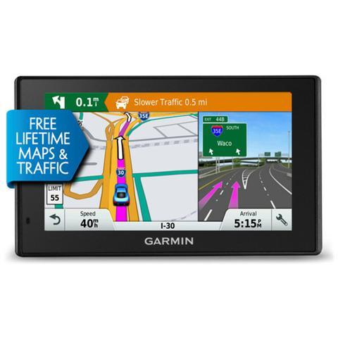 DriveSmart 50 LMT-D Display 5'' +Slot MicroSD Mappa Europa 22 paesi con aggiornamenti grat...