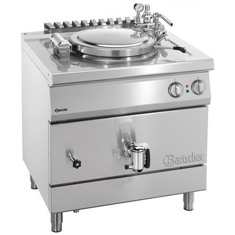 286811 Bollitore elettrico in inox 55 litri 12 kW