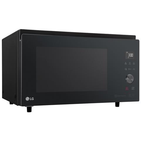 MJ3965BPS Forno Microonde Smart Inverter Combianto Capacità 30 Litri Potenza 4200 Watt Colore Nero Fumè
