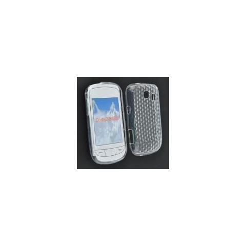 Samsung Custodia Samsung S3850 Corby 2 Gel Trasparente