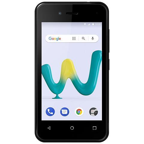 "WIKO Sunny 3 Mini Nero 8 GB Dual Sim Display 4"" Fotocamera 2 Mpx Android Italia"