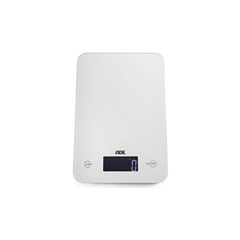 Slim, LCD, 55 x 25 mm, Bianco, 150 x 230 x 15 mm, CR2032, Vetro