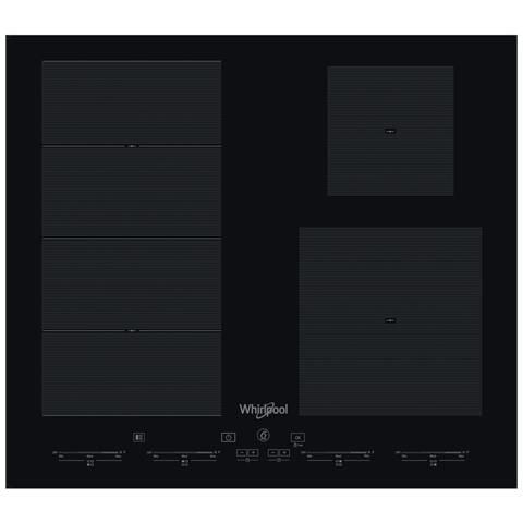 Piano Cottura SMC 504 / F / NE a Induzione 4 Zone Cottura da 59 cm Colore Nero