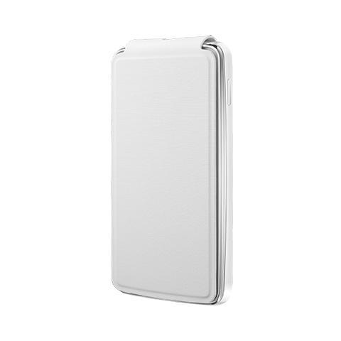 Alcatel Flip Cover S Pop White