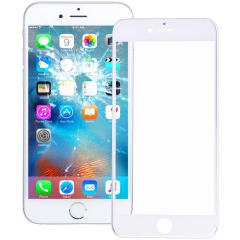 BOMA Schermo Vetro Frontale Ricambio Apple Iphone 6s Bianco
