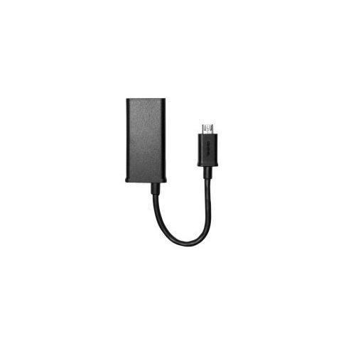 ALCAPOWER Adattatore con USB Nera 8032611629600