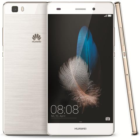 "HUAWEI P8 Lite Bianco 16 GB 4G / LTE Display 5"" HD Slot Micro SD Fotocamera 13 Mpx Android Italia"