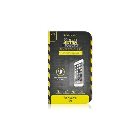 FONEX Protezione Schermo in Vetro Temperato per Huawei P9 (1Pz)