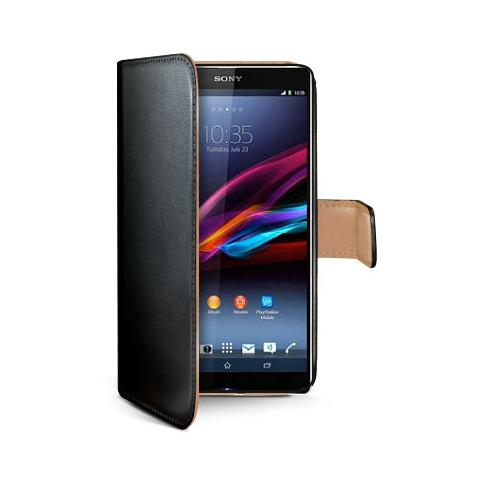 CELLY Wally Case Black Xperia Z2