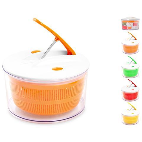 Centrifuga Insalata Diametro 24 cm Colori Assortiti