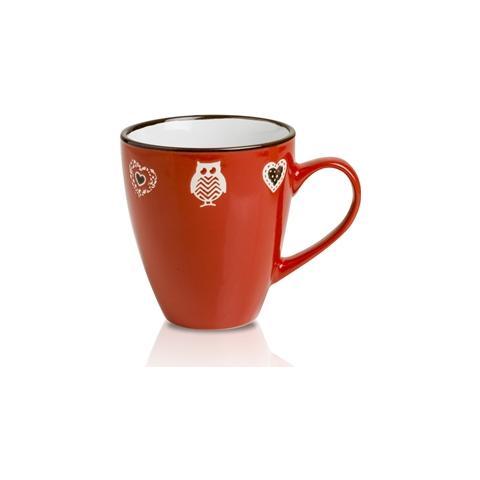 Big Mug Incanto Rosso Stoneware