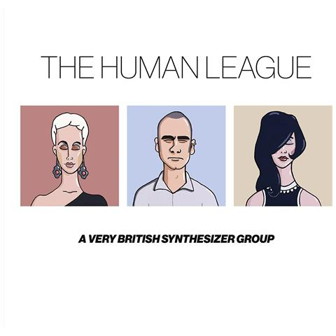VIRGIN Human League (The) - A Very British Synthesizer Group (Super Deluxe Deluxe Ed.) (4 Cd)
