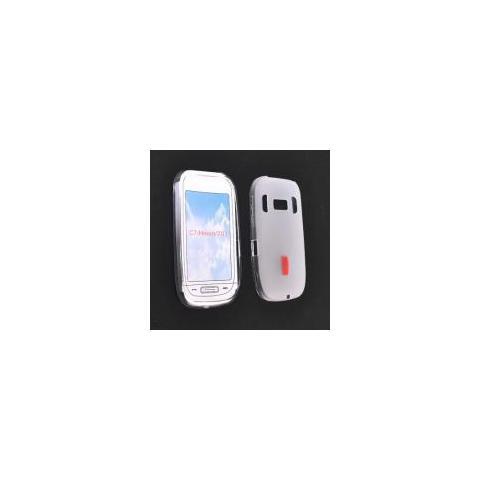 Nokia Custodia Nokia C7 Gel Tpu Trasparente