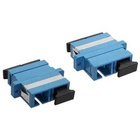 INLINE 89992S SC SC Nero, Blu cavo di interfaccia e adattatore