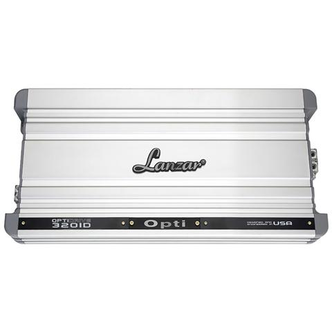 LANZAR OPTI3201D, 50 - 250 Hz, 0 - 16 dB, Nichel, Argento