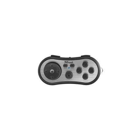 TRUST Telecomando Semos Bluetooth per Smartphone e Visori 3D Colore Nero / Grigio