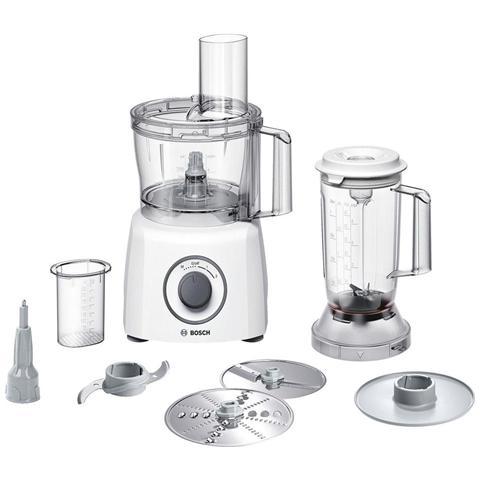 MCM3200W Robot da Cucina Potenza 800 Watt Colore Bianco