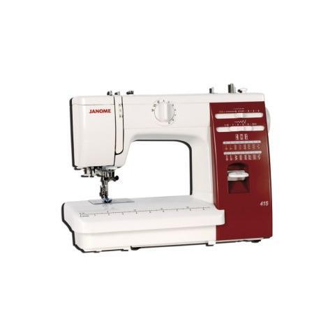 Macchina per cucire hd 3400 janome elettrodomestici stiro for Macchine da cucire prezzi
