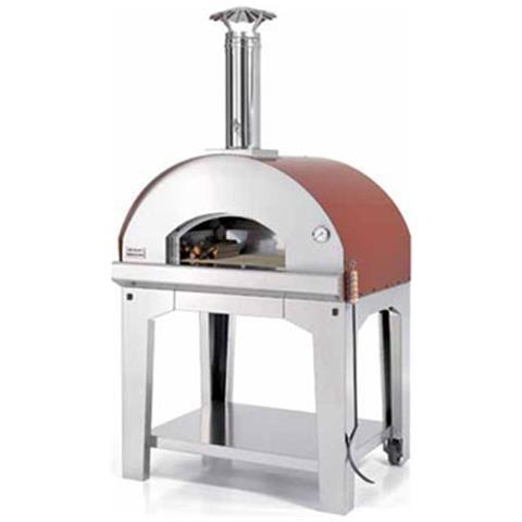 Forno Pizza Marinara 80x80 - Rosso