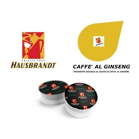 Capsule Hausbrandt Caffè Al Ginseng Confezione 10pz.