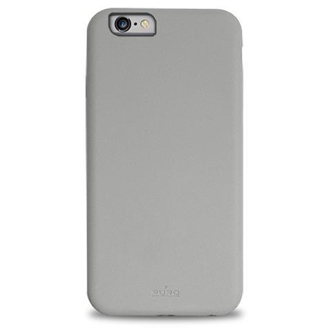PURO Custodia SofT-Touch Iphone 6 / 6s Grigio