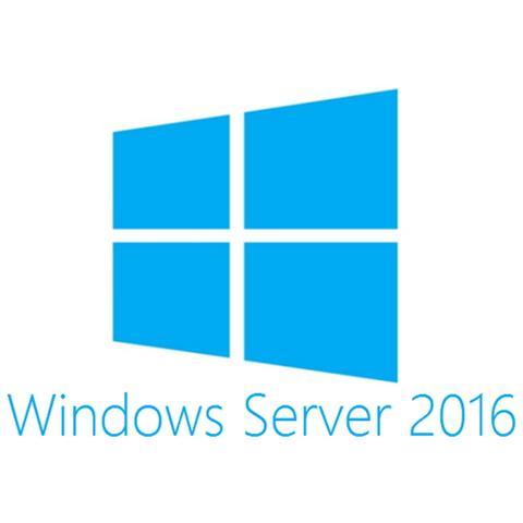 Windows Svr Datacntr 2016 64Bit German 1pk DSP OEI DVD 16 Core